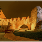 Ruiny-zamku-krzyzackiego-w-Toruniu