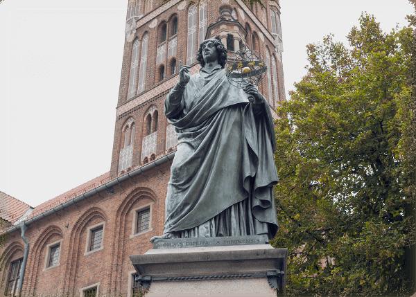 Pomnik Mikołaja Kopernika